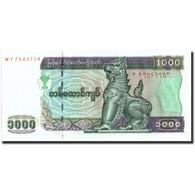 Myanmar, 1000 Kyats, 1998, KM:77a, SUP+ - Myanmar