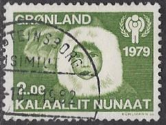 Greenland SG112 1979 International Year Of The Child 2k Good/fine Used [34/29233/6D] - Greenland