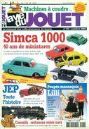 LA VIE DU JOUET.N°82 Oct 2002.98 Pages.dont SIMCA 1000 / 9 P. JEP / 10 P.TB - Magazines