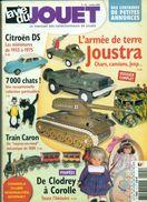 LA VIE DU JOUET.N°115 Oct 2005.98 Pages.dont  CITOEN DS / 6 P. JOUSTRA Armée / 5 P. TB. - Magazines