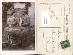 548011,Liebe Liebespaar Paar Fisch Frau Mann Hut Anzug - Paare