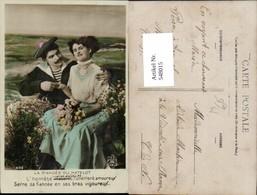 548015,Liebe Liebespaar Paar Matrose Seemann Frau Patriotik - Paare