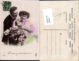 548017,Liebe Liebespaar Paar Rosen Frau Mann - Paare