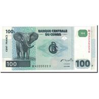 Congo Democratic Republic, 100 Francs, 2000, KM:92a, 2000-01-04, NEUF - Congo
