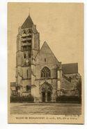 CPA 95  :  Bessancourt  L'église   A  VOIR  !!!! - Autres Communes