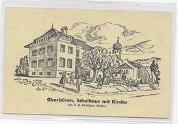 Oberbüren  -  A.M. Bächtiger - SG St. Gall