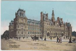 346 - PARIS - L'Hôtel De Ville - Autres Monuments, édifices