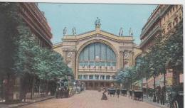 - PARIS - Gare Du Nord - Métro Parisien, Gares