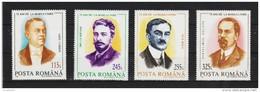 1993 - 75 Anniv. De La Grande Union Mi Bl 4932/4935 Et Yv 4116/4119 MNH - 1948-.... Republiken