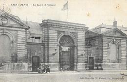 St Saint-Denis - La Maison D'Education De La Légion D'Honneur - Edition Nouvelle Ch. Puisais, Libraire - Schools