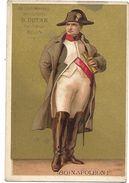 CHROMO - AU COIN MUSARD - B. DUTAR - MELUN - Napoléon 1er - 80 - Chromos