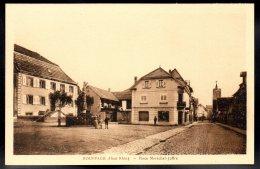 ROUFFACH 68 - Place Maréchal Joffre - Rouffach