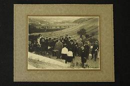 Fotografie Originali Scuola Monumentale A. Celli Cagli Pesaro-Urbino Marche 1932 - Fotografia