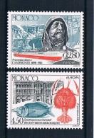 Monaco 1994 Europa/Cept Mi.Nr. 2178/79 Kpl. Satz ** - Monaco
