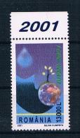 Rumänien 2001 Europa/Cept Mi.Nr. 5573 ** - 1948-.... Republiken