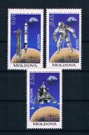 Moldawien 1994 Europa/Cept Mi.Nr. 106/08 Kpl. Satz ** - Moldawien (Moldau)