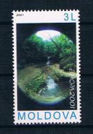 Moldawien 2001 Europa/Cept Mi.Nr. 388 ** - Moldawien (Moldau)