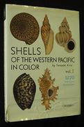 Scienze Malacologia Malacofauna Conchiglie Del Pacifico Shell Western Pacific - Libri, Riviste, Fumetti