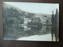 Fotografia Originale Antica Fonti Clitunno Campello Spoleto '900 Umbria Perugia - Fotografia