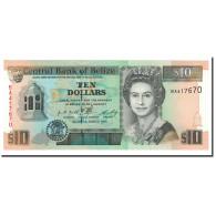 Belize, 10 Dollars, 1996, KM:59, 1996-03-01, NEUF - Belize