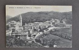 Cartolina Zocca Di Modena Panorama Montagna Appennini 1931 - Modena