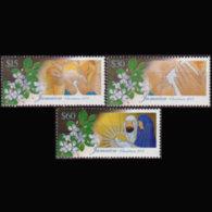 JAMAICA 2003 - Scott# 980-2 Christmas Set Of 3 MNH - Jamaica (1962-...)