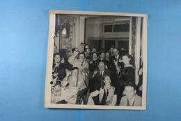 24 Photos Du Carnaval De Binche 1949, 1950, 1951 - Lieux
