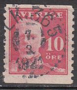 SWEDEN       SCOTT NO  139      USED     YEAR  1920 - Sweden