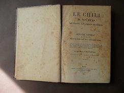 Cile Economia Cilena Ortuzar Chili De Nos Jours Mineralogia 1905 Annuario - Unclassified