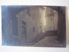 Foto Cartolina Locale 1929 Veneto Belluno Feltre Recalchi Fotografia - Belluno