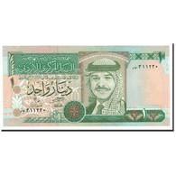 Jordan, 1 Dinar, 1996, KM:29b, NEUF - Jordanie