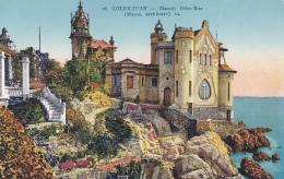 ALPES  MARITIMES  GOLFE  JUAN  MANOIR  EDEN ROC  (MASSA ARCHITECTE) - Autres Communes