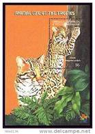 GRENADA   & GR  2292  MINT NEVER HINGED SOUVENIR SHEET OF ANIMALS  #  0458-4 ( - Briefmarken