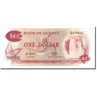 Guyana, 1 Dollar, Undated (1966-92), KM:21g, NEUF - Guyana