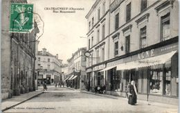 16 - CHATEAUNEUF -- Rue Mauconseil - Chateauneuf Sur Charente