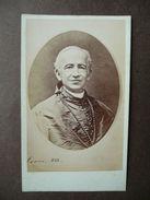 Fotografia Originale Carte De Visite Leone XIII Cartoncino Epoca - Fotografia