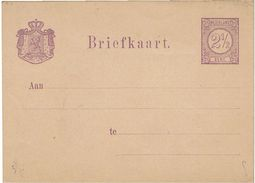 PUY15/1-EU1NL-  EP CP 122x87mm TYPE I NEUVE TRACES DE CHARNIERE AU VERSO - Postal Stationery