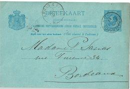 PUY15/1-EU1NL-  EP CP   CIRCULEE - Postal Stationery