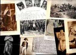 Lot 556 De 10 CPA CPSM Napoléon Bonaparte Déstockage Pour Revendeurs Ou Collectionneurs - Cartoline