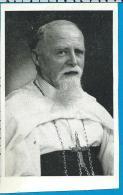 Bp   Mons.   Matthysen    Hoogboom - Ekeren   Bunia - Devotieprenten