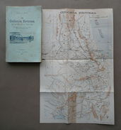 La Colonia Eritrea Origini Marzo 1899 Melli Battei Parma Battaglia Adua Colonie - Livres, BD, Revues