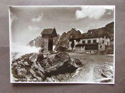 Grande Fotografia Capanna Marinelli Sondrio Valmalenco Montagna Alpinismo - Foto's