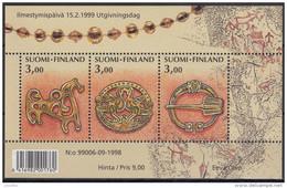 Finlandia 1999 HB-21 Nuevo - Blocks & Kleinbögen