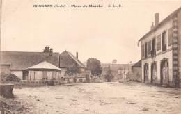25 - DOUBS / 25402 - Gonsans - Place Du Marché - France