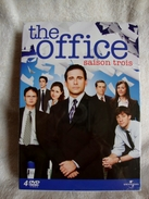 Dvd Zone 2 The Office - Saison 3 (US) (2006)  Vf+Vostfr - TV-Reeksen En Programma's