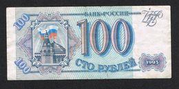 ) RUSLAND  100 ROEBEL 1993 - Russie