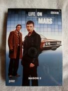 Dvd Zone 2 Life On Mars - Saison 2 (2007)  Vf+Vostfr - Séries Et Programmes TV