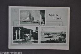 Cartoline Romagna Ravenna Cervia Mare Colonia Milano Marittima 1942 - Ravenna