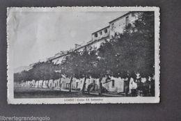 Cartoline Liguria Savona Loano Abitazioni Corso XX Settembre Animata 1922 - Savona