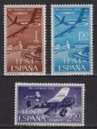 Ifni (1966) Ed. 218/20  /  Aircraft - Avion - Airplane - Flugzeug - Avions
